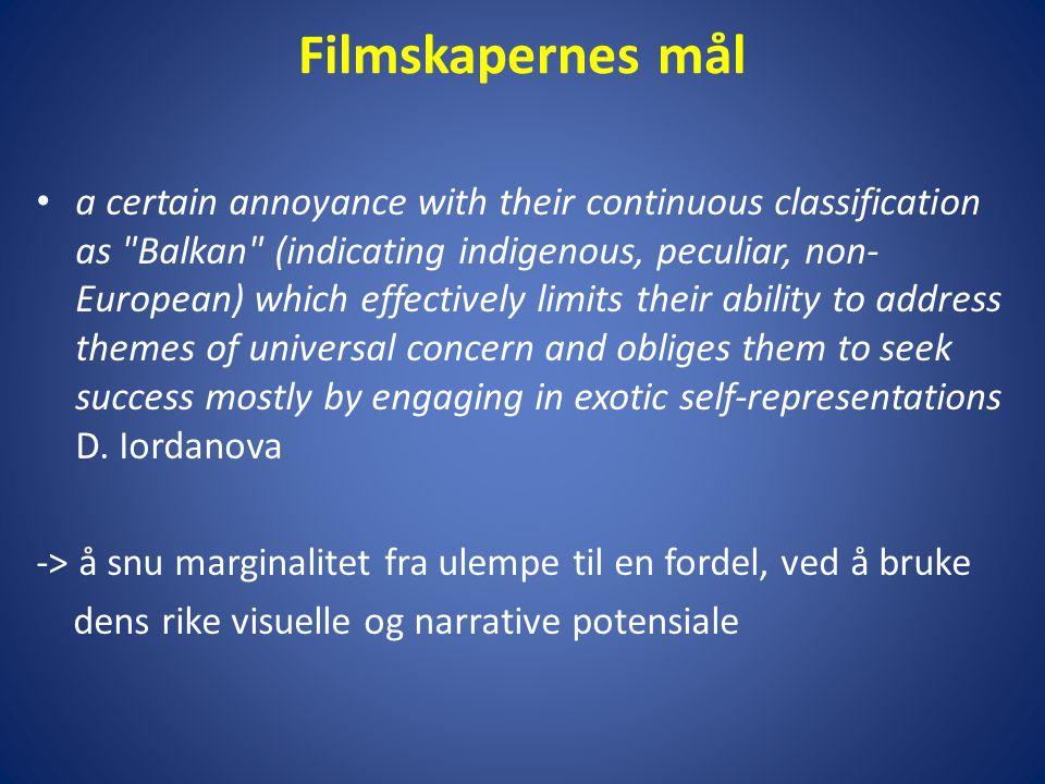 Filmskapernes mål