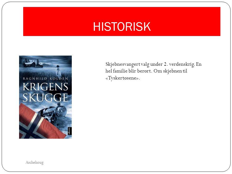 HISTORISK Skjebnesvangert valg under 2. verdenskrig. En hel familie blir berørt. Om skjebnen til «Tyskertøsene».