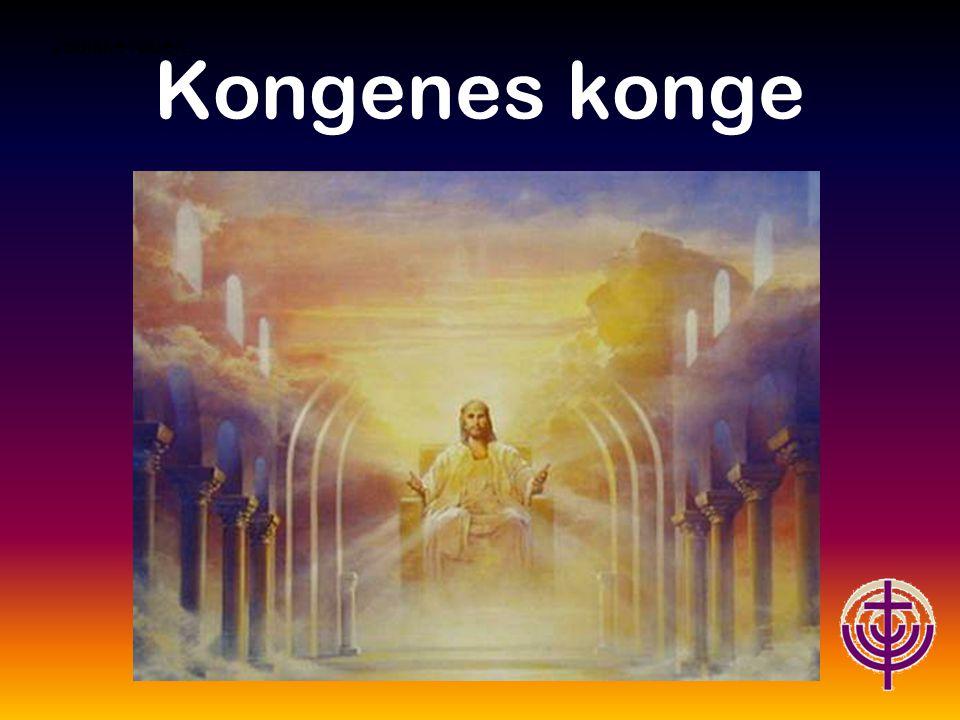 Jødiske røtter… Kongenes konge