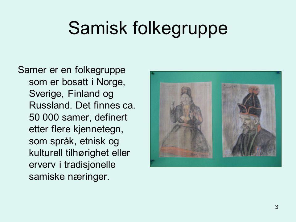 Samisk folkegruppe