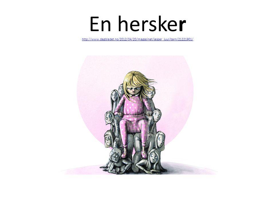 En hersker http://www. dagbladet