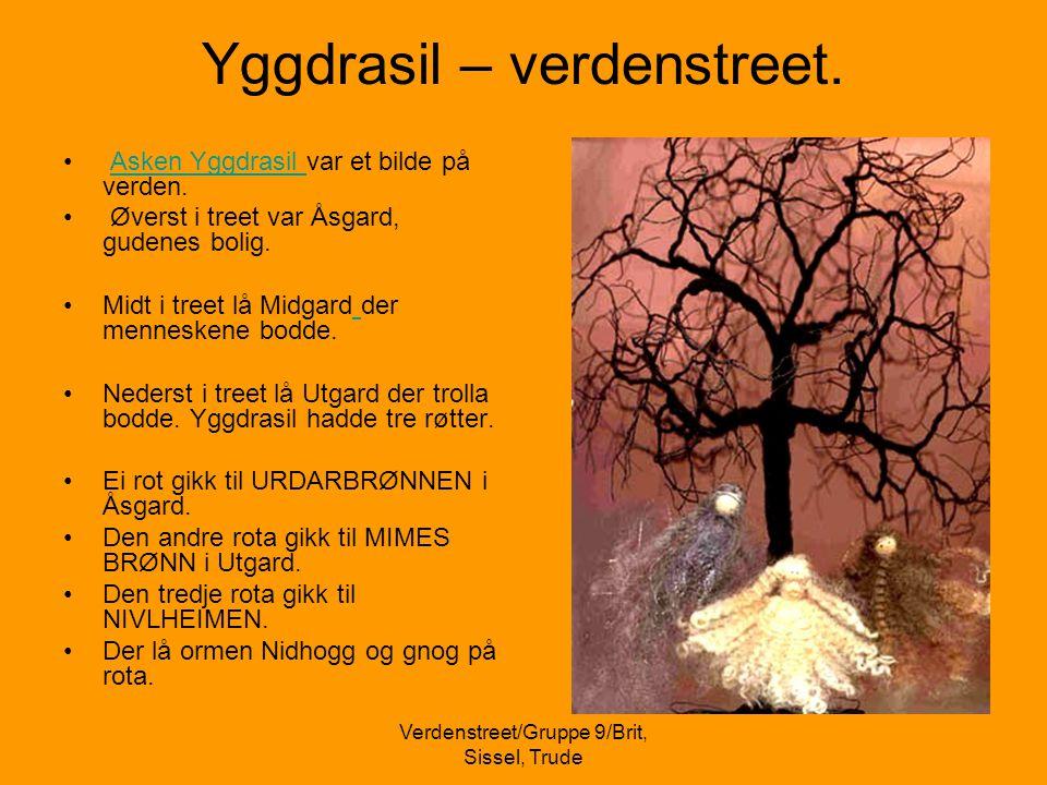 Yggdrasil – verdenstreet.