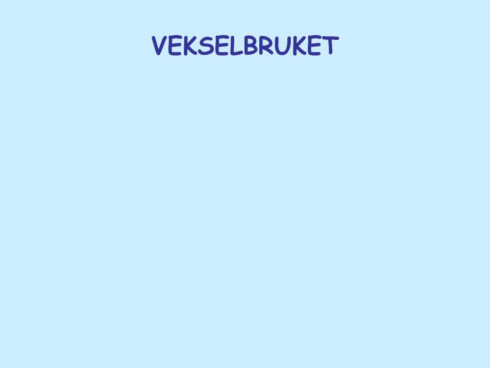 VEKSELBRUKET