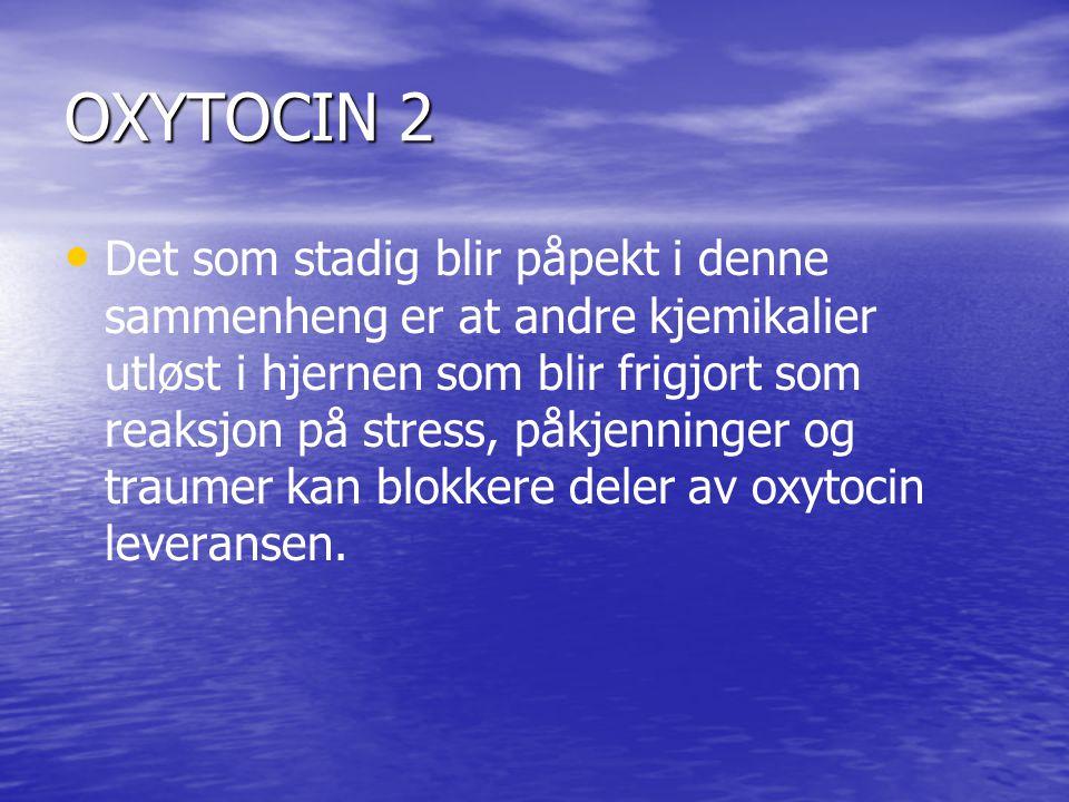 OXYTOCIN 2