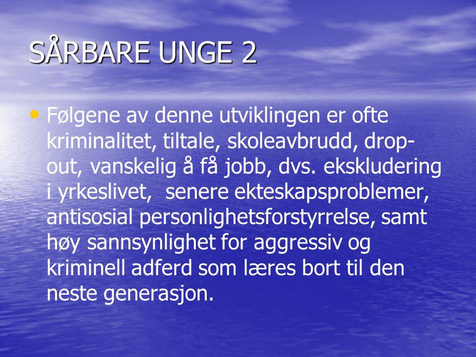 SÅRBARE UNGE 2