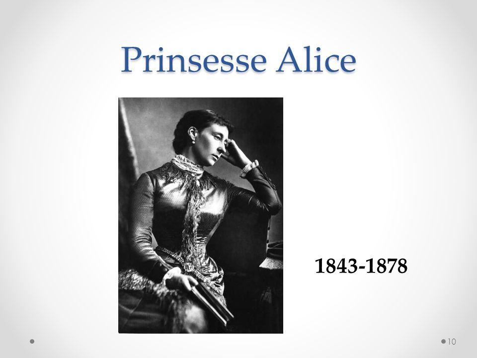 Prinsesse Alice