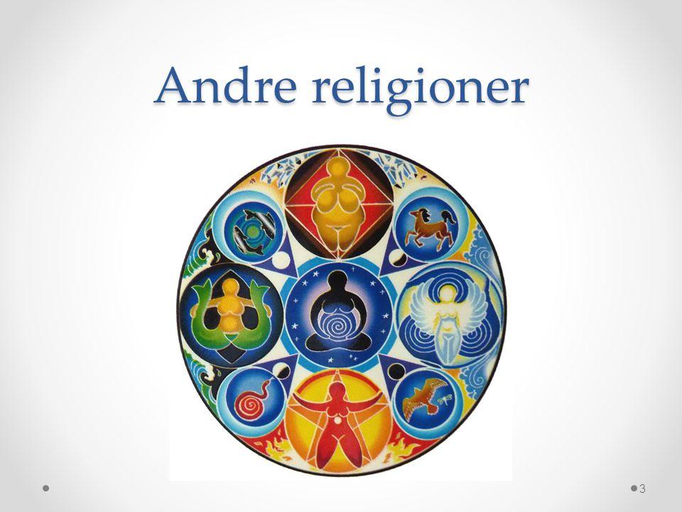 Andre religioner