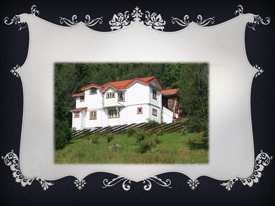 Mari: Vi fant ikke noe bildet av Christian, men et bildet av huset hans.