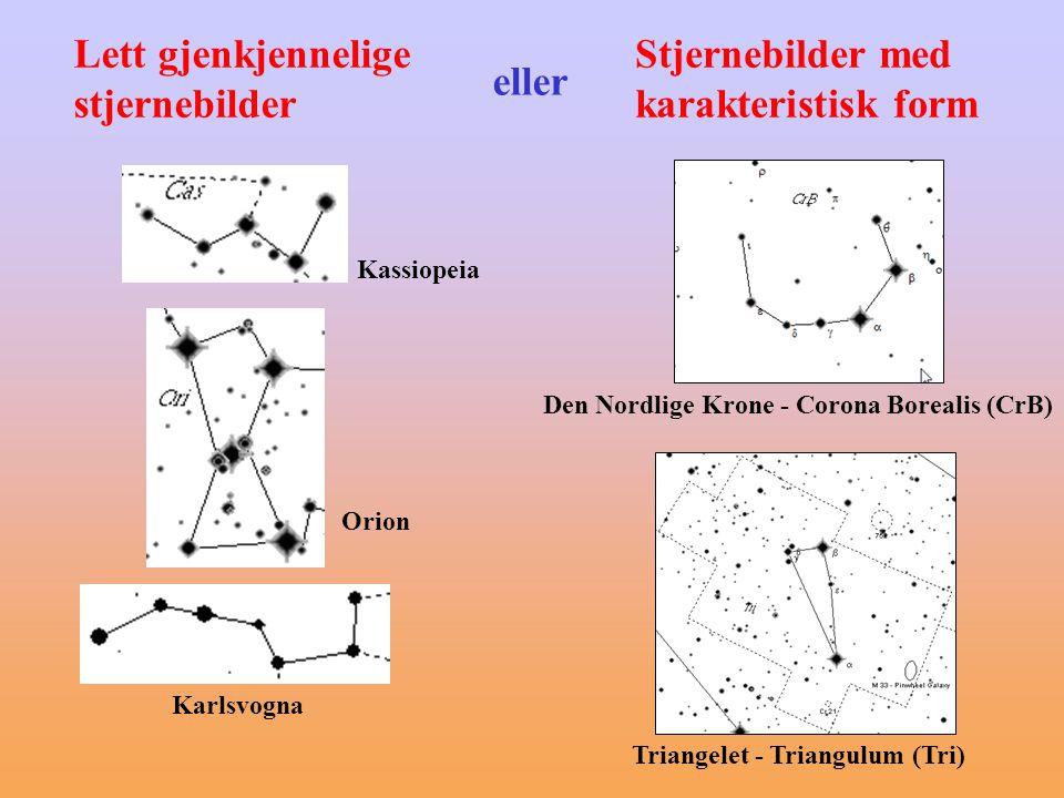Den Nordlige Krone - Corona Borealis (CrB)