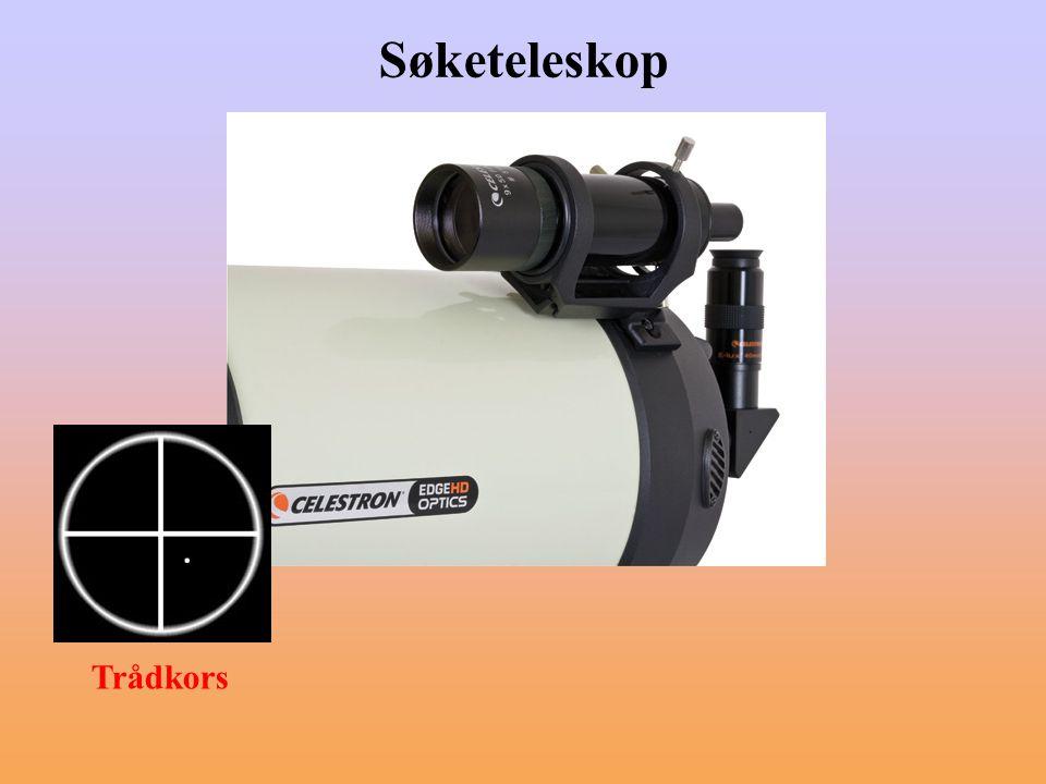 Søketeleskop Trådkors
