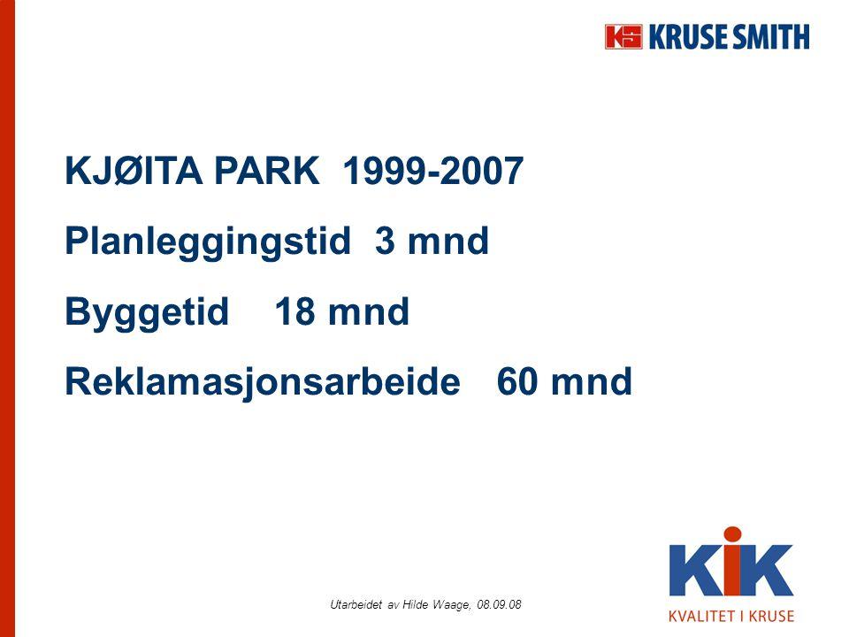 Utarbeidet av Hilde Waage, 08.09.08