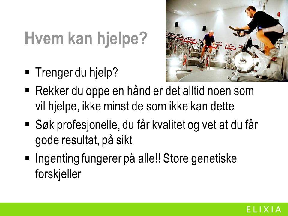 Hvem kan hjelpe Trenger du hjelp