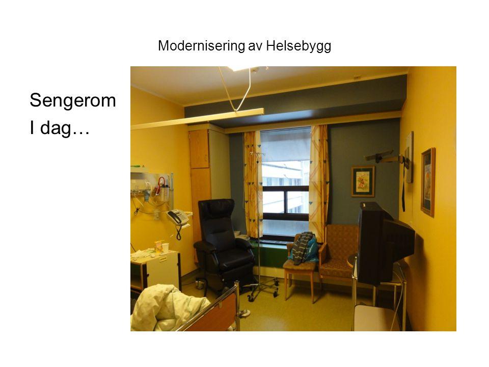 Modernisering av Helsebygg