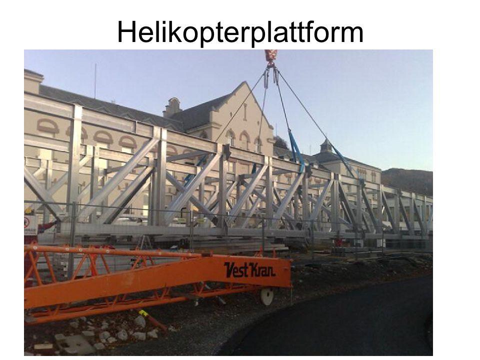 Helikopterplattform
