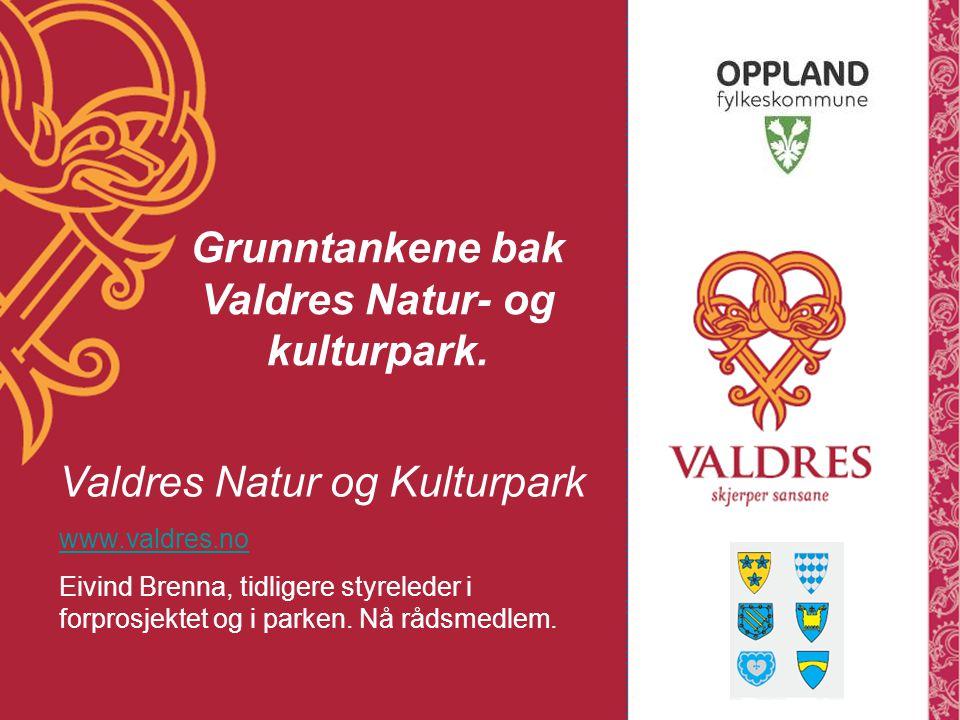 Valdres Natur- og kulturpark.