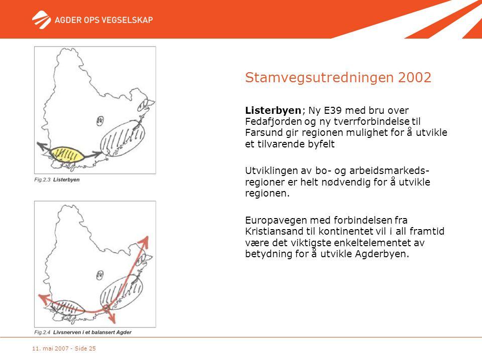 Stamvegsutredningen 2002