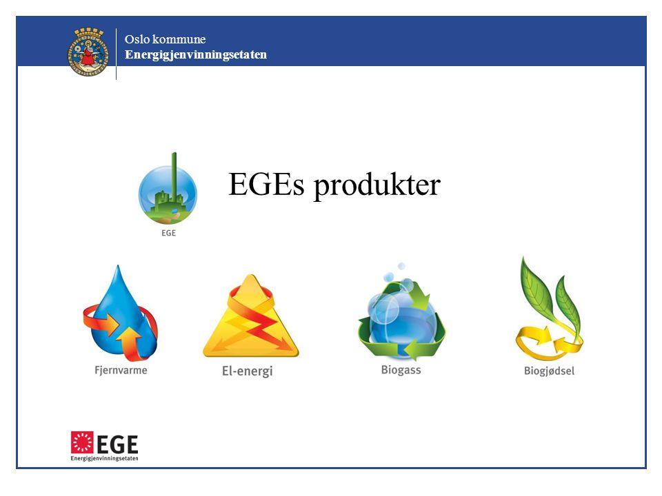 EGEs produkter