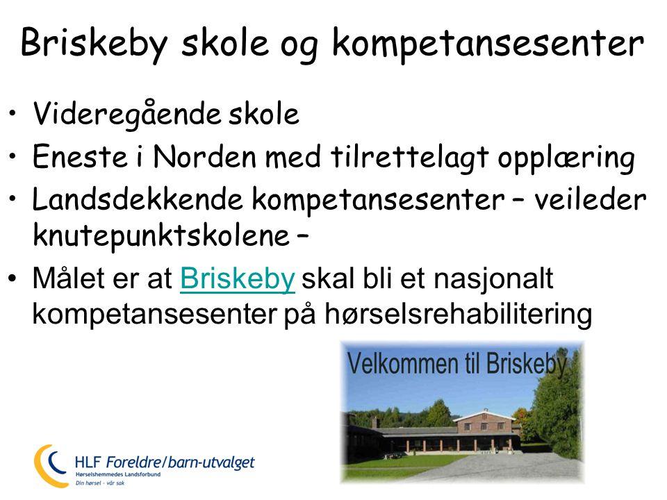 Briskeby skole og kompetansesenter