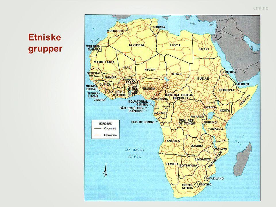Etniske grupper