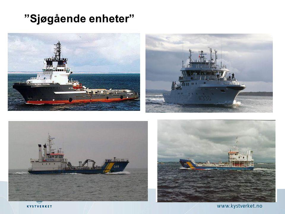 Sjøgående enheter