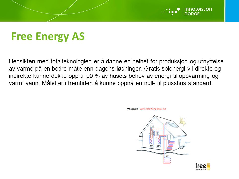 Free Energy AS