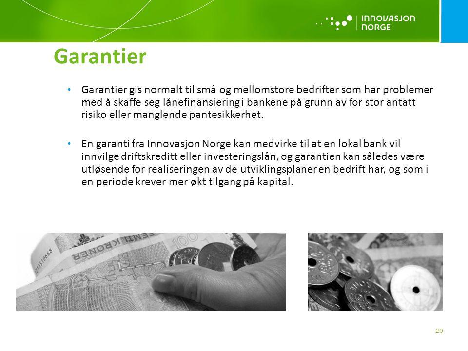 Garantier