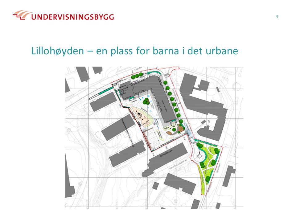 Lillohøyden – en plass for barna i det urbane