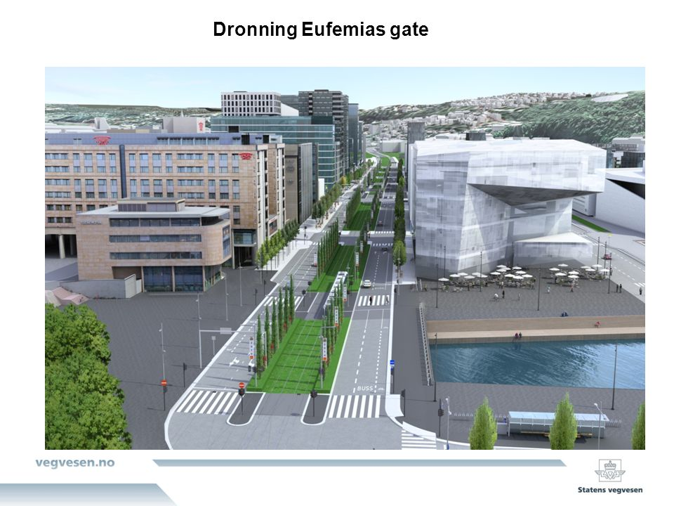 Dronning Eufemias gate