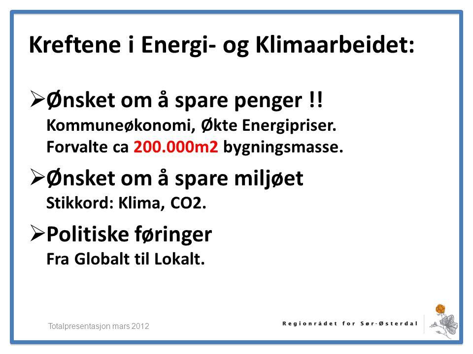 Kreftene i Energi- og Klimaarbeidet: