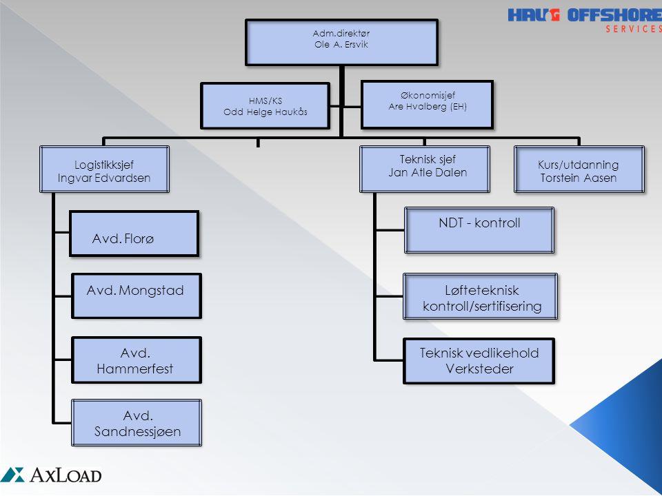 Løfteteknisk kontroll/sertifisering