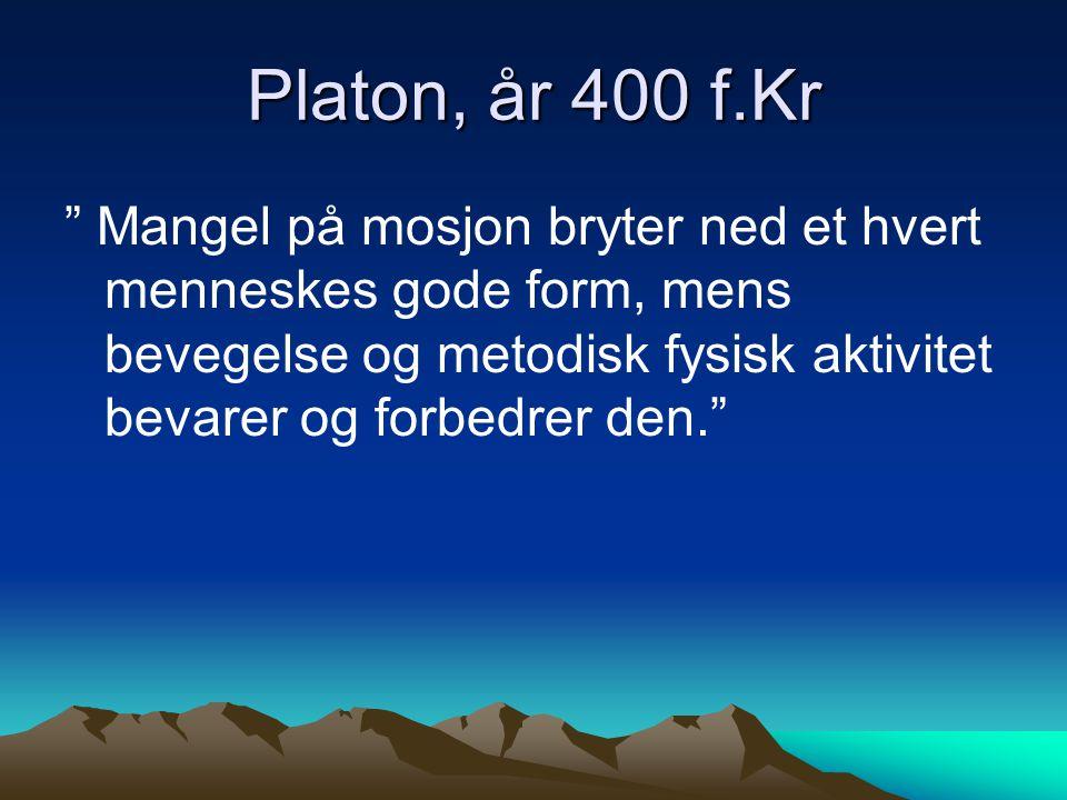 Platon, år 400 f.Kr