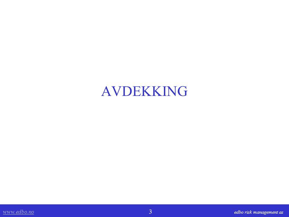 AVDEKKING