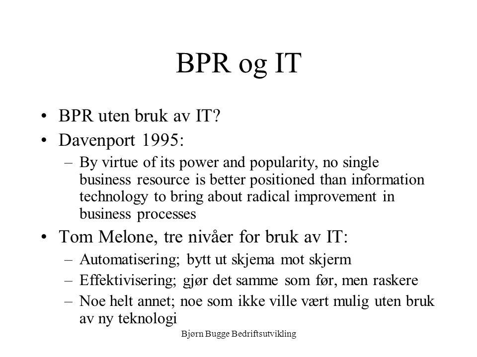 Bjørn Bugge Bedriftsutvikling