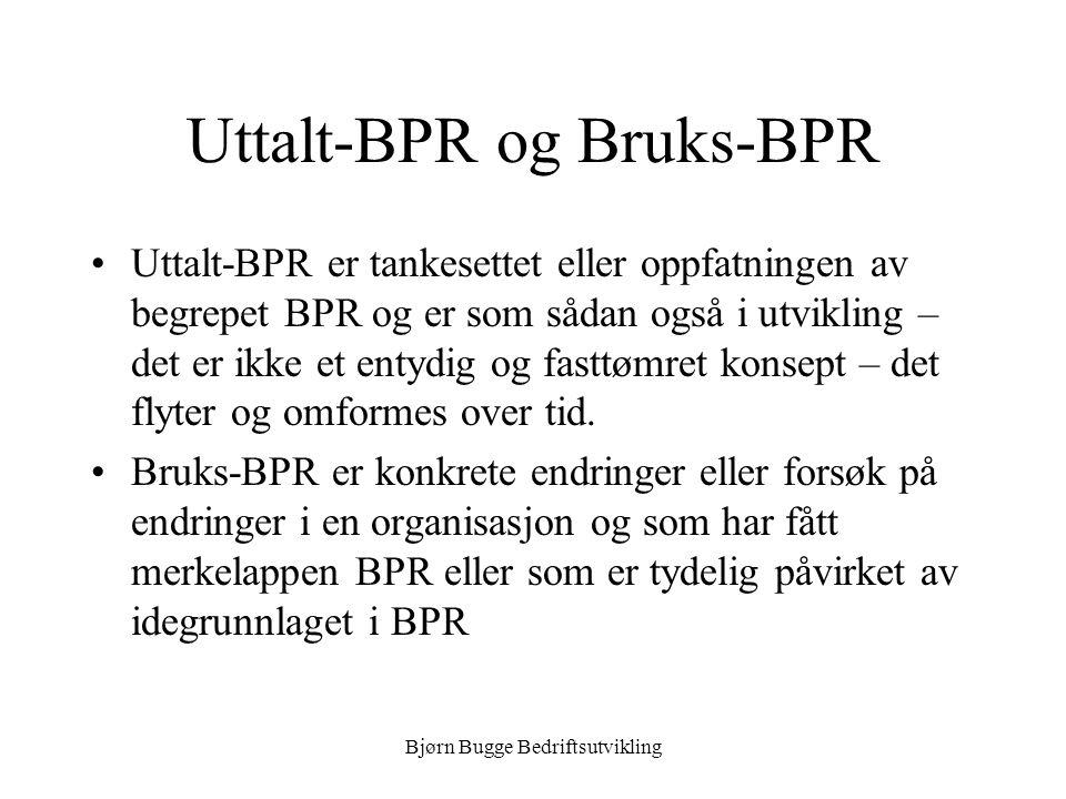 Uttalt-BPR og Bruks-BPR