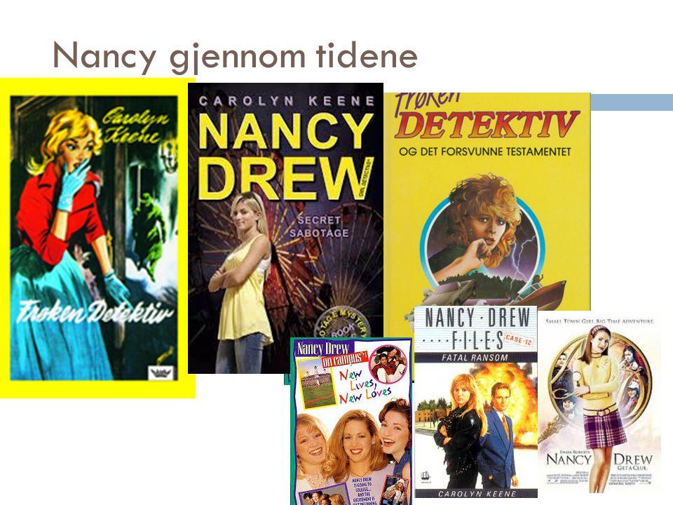 Nancy gjennom tidene