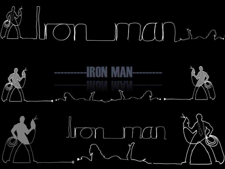 -------------IRON MAN-------------