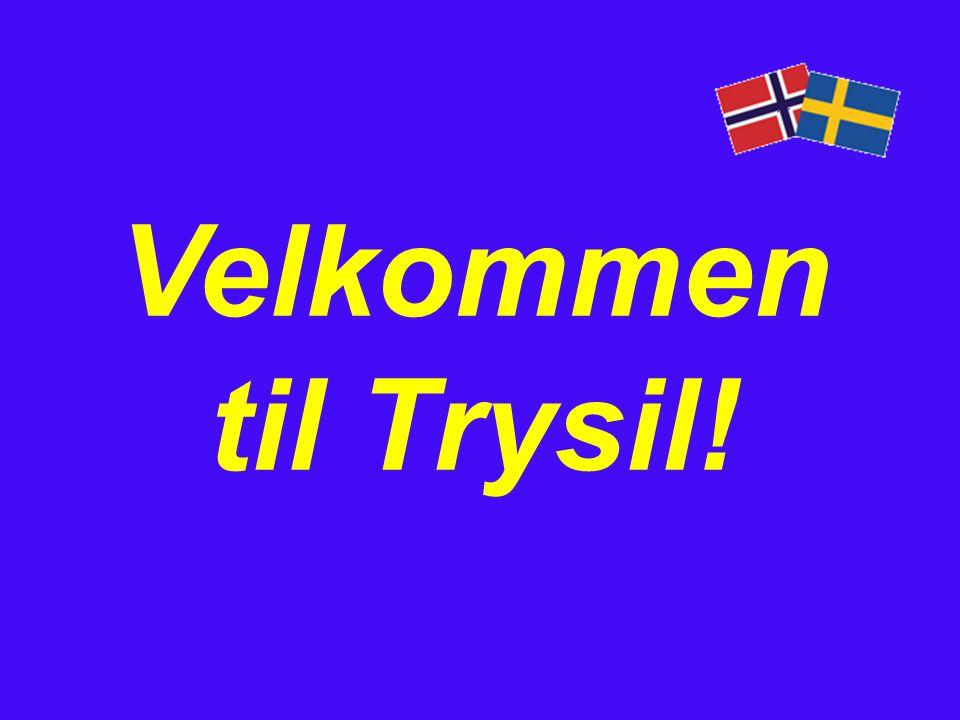 Velkommen til Trysil!