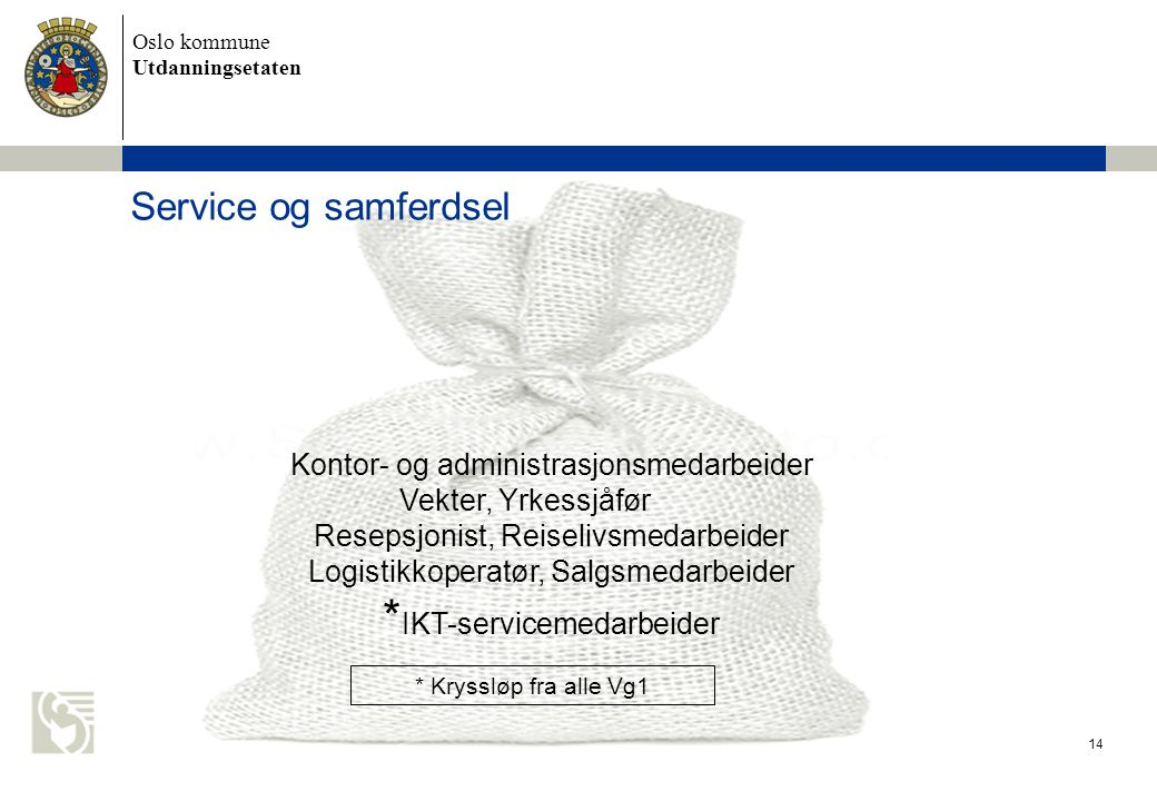 *IKT-servicemedarbeider