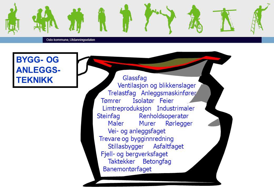 Telekommunikasjonsmontør Automatiseringsfag Tavlemontør ELEKTROFAG