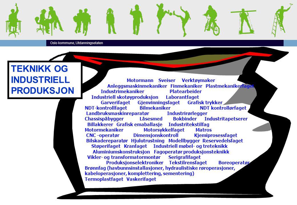 Oslo kommune, Utdanningsetaten