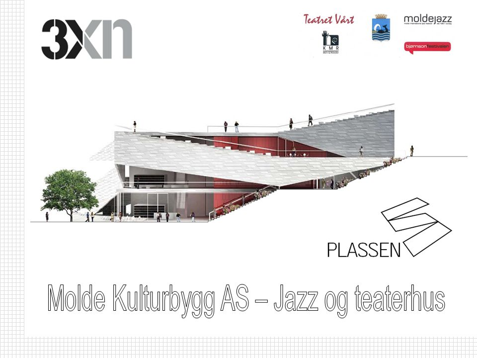 Molde Kulturbygg AS – Jazz og teaterhus
