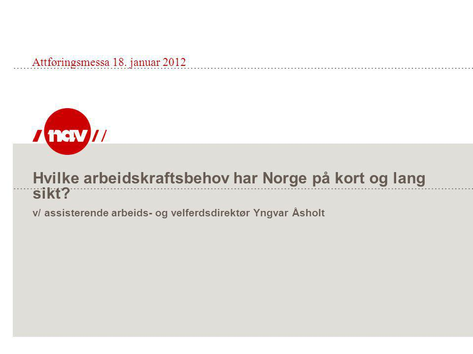 Attføringsmessa 18. januar 2012