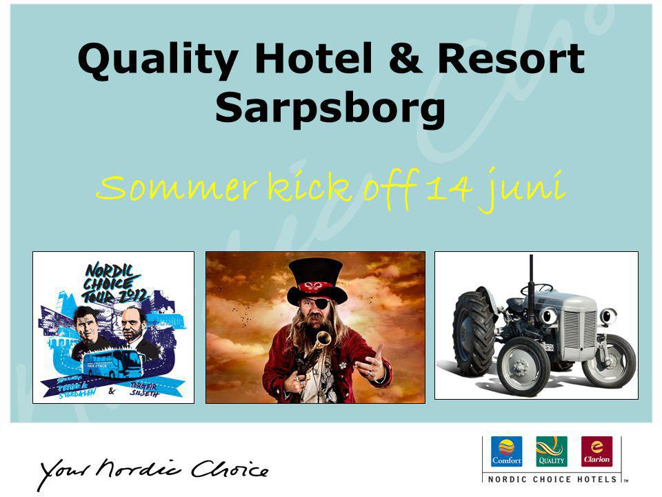 Quality Hotel & Resort Sarpsborg