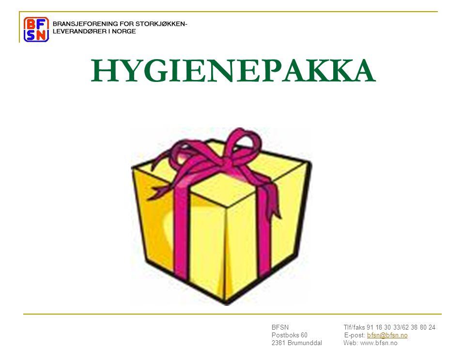 HYGIENEPAKKA