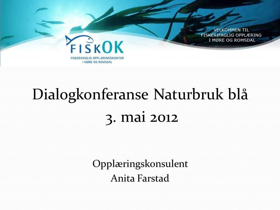 Dialogkonferanse Naturbruk blå