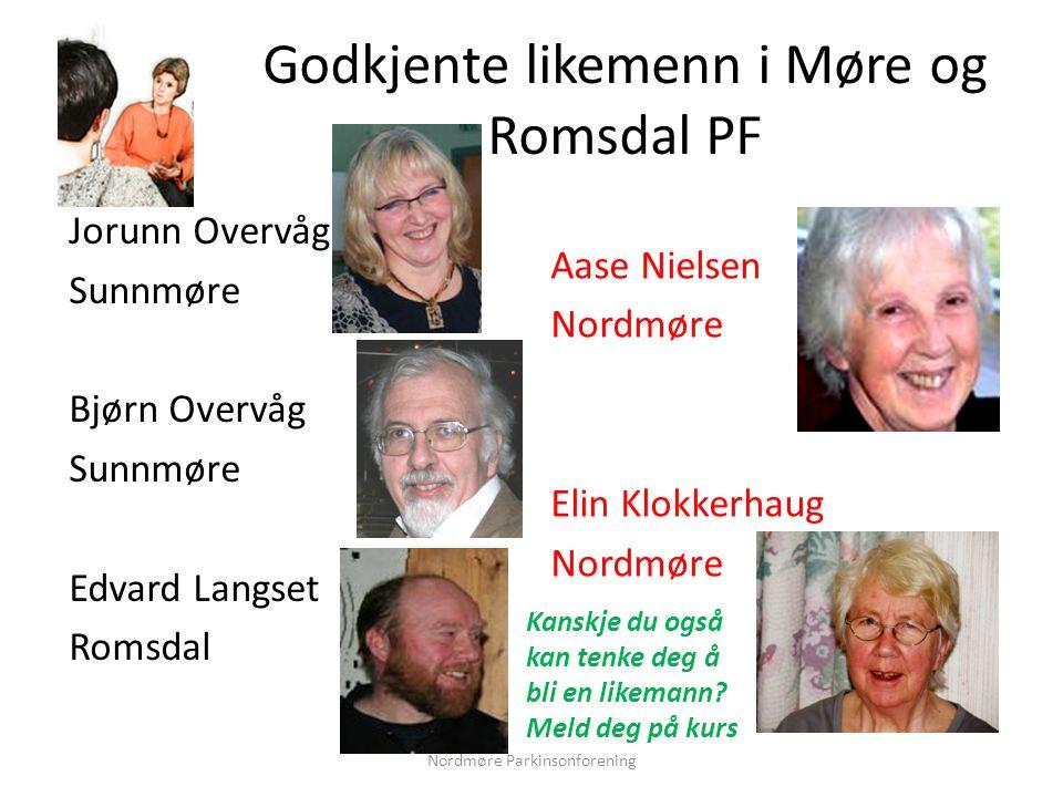 Godkjente likemenn i Møre og Romsdal PF