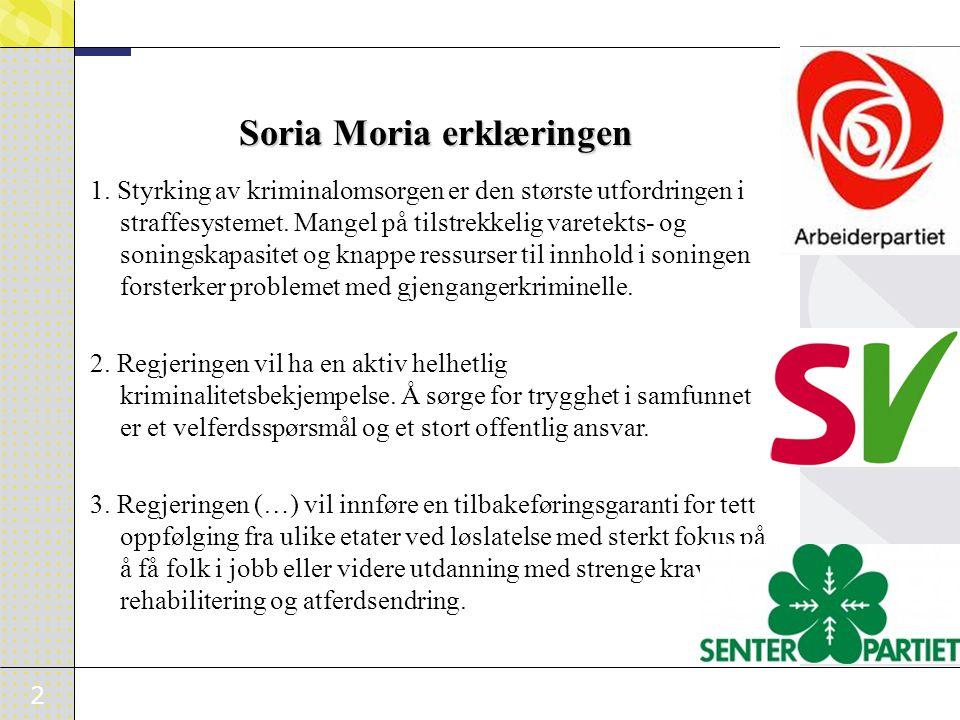 Soria Moria erklæringen