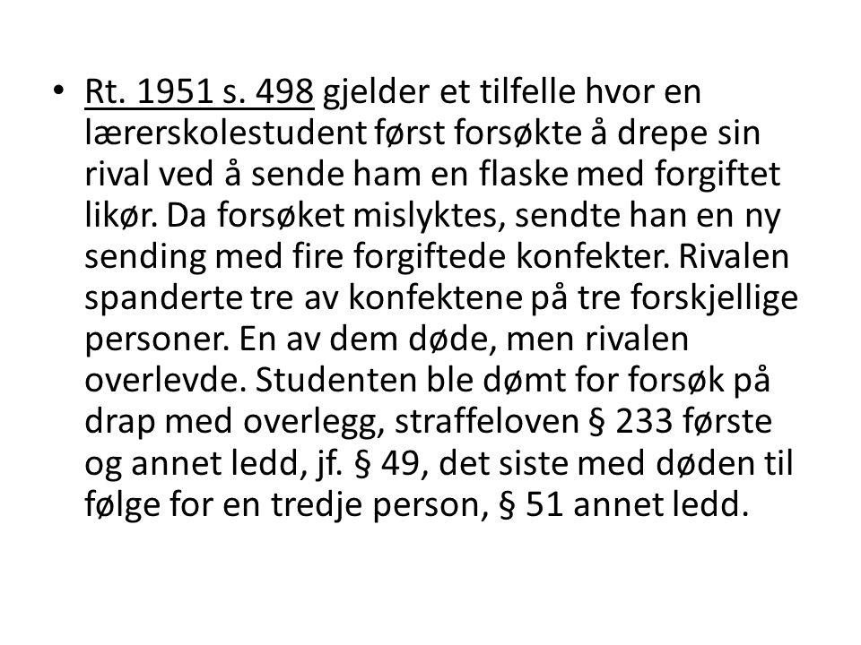 Rt. 1951 s.