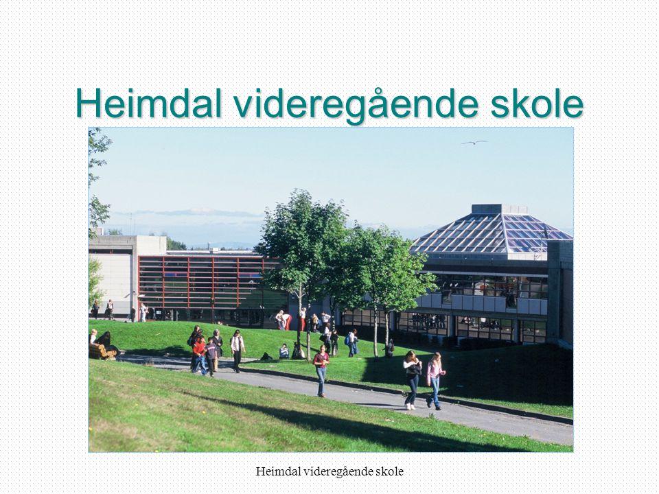 Heimdal videregående skole