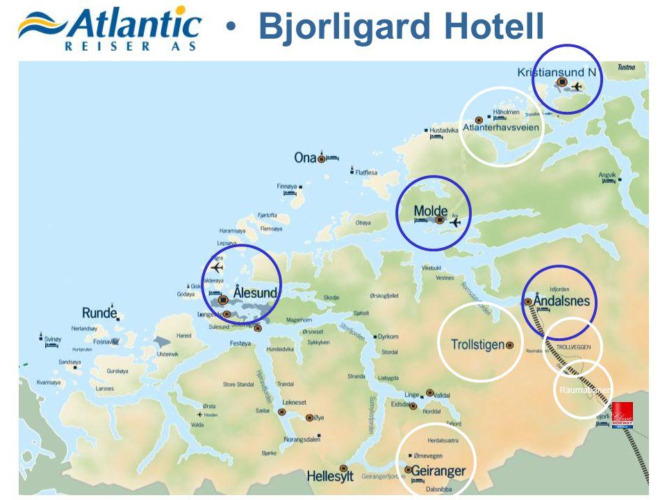 Bjorligard Hotell Raumabanen